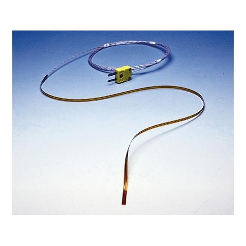アズワン リボン型温度センサ SMPコネクタ(オス)付 500mm 1個 [3-8541-05]
