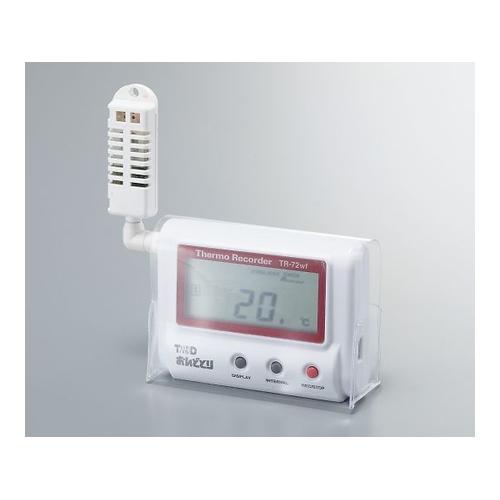 アズワン 温度記録計(おんどとり・ビニールケース付き) 1個 [4-342-02]