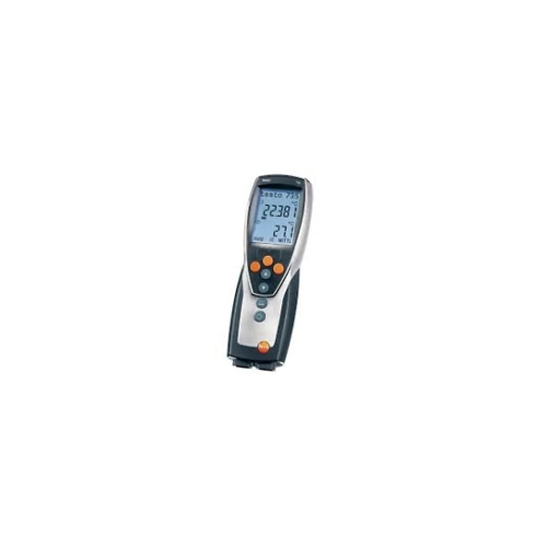 アズワン プロフェッショナルクラス温度計 testo735-2 校正証明書付 1個 [61-0104-17-20]