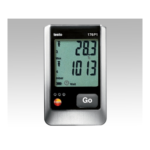 アズワン 温度データロガー Testo176 P1 1台 [1-3234-07]
