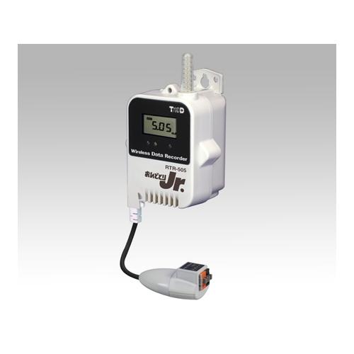アズワン おんどとり ワイヤレスデータロガー(子機)電流×1ch 大容量バッテリー 1台 [1-3526-02]