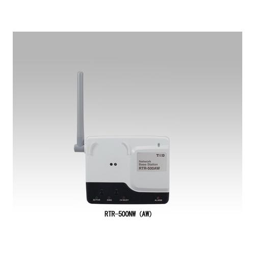アズワン ワイヤレスデータロガー(ネットワークベースステーション・無線LAN-802.11b/g)親機 1台 [1-3528-03]