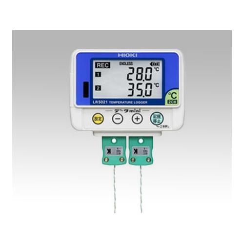 アズワン データミニ(温度・温湿度モデル) /温度ロガー(熱電対) 1個 [1-5840-33]