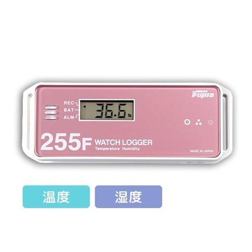 アズワン NFCウォッチロガー 温湿度センサー内蔵 1個 [2-2665-02]