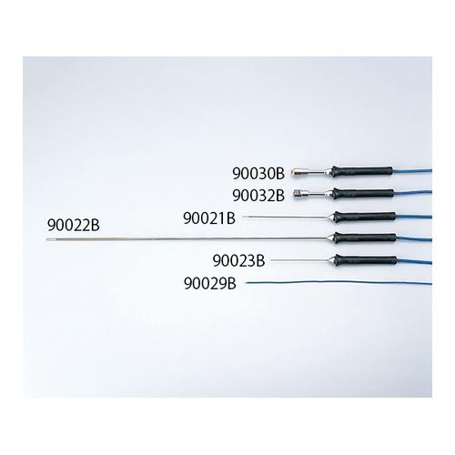 アズワン 温度計用プローブ K熱電対 表面高温ストレート 1本 [1-592-12]
