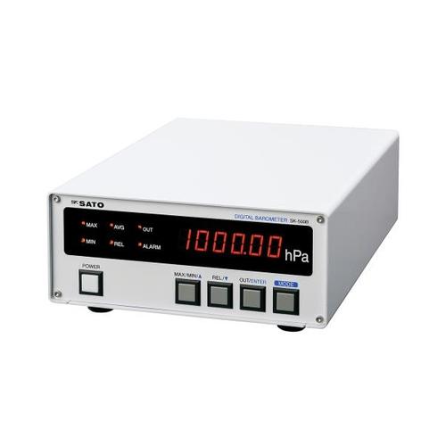 アズワン デジタル高精度気圧計 1個 [3-5915-01]
