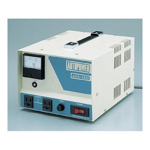 アズワン 交流安定化電源 100V-10A ASA-10-2 1台 [1-3021-01]