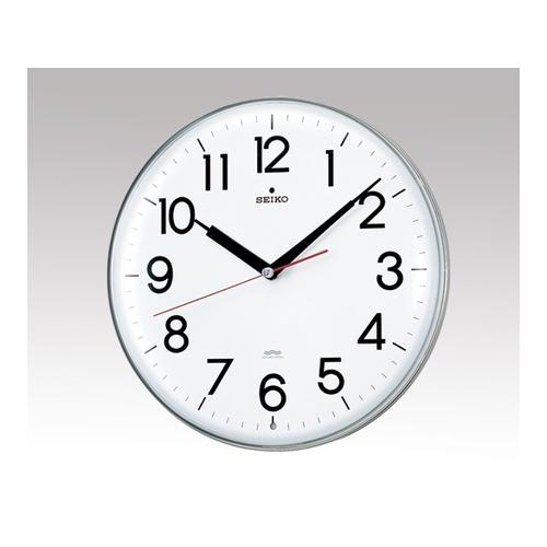 アズワン 電波掛時計 1台 [1-1256-01]