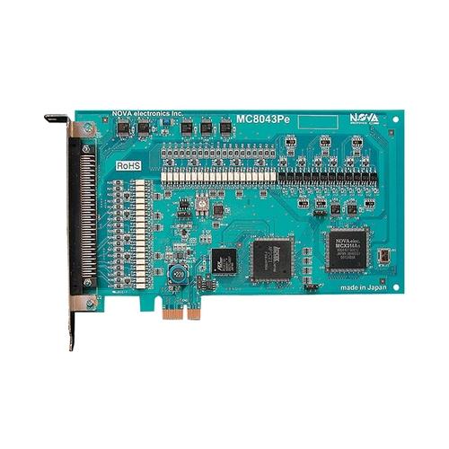アズワン モーションコントロールボード(PCI Expressバスタイプ) 1個 [3-8556-04]
