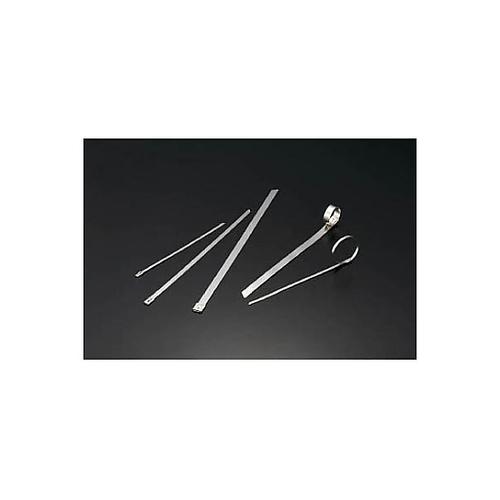アズワン ステンレスケーブルタイ W7.9×679L 100本入 1セット(100本入り) [61-2243-75]