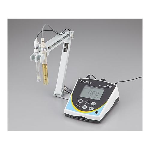 アズワン 卓上型pH&導電率複合計(PC700) 1個 [1-3570-01]