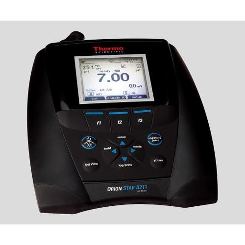 AS ONE 店内限界値引き中&セルフラッピング無料 物理 物性測定器 物性 物理量測定機器 PH計 2115 卓上型 STARシリーズ 1-8199-22 1式 アズワン pHメーター 大特価