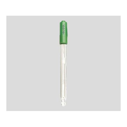 アズワン pH・EC・DOメーター(edge)用交換pH複合電極 HI10430 1個 [2-9880-16]
