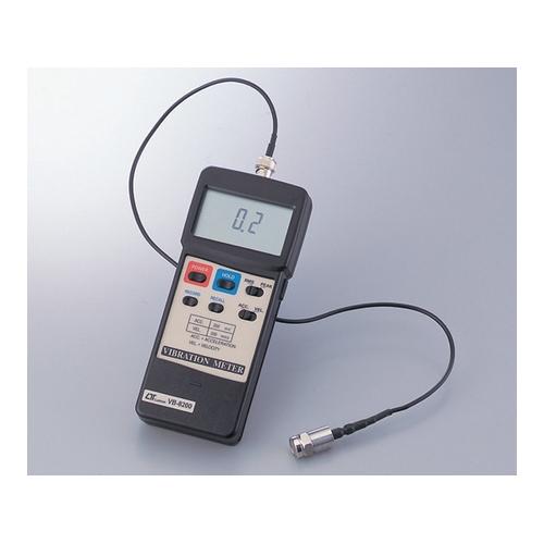 大切な デジタル振動計 アズワン 1台 [1-9827-02]:セミプロDIY店ファースト-DIY・工具