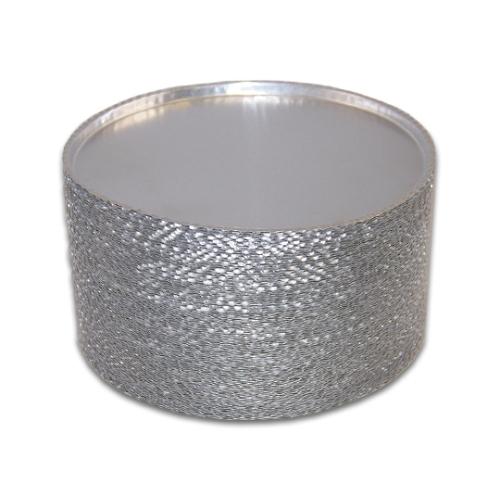 アズワン 水分計用使い捨てアルミ皿(80枚入) MBシリーズ全機種対応 1パック(80枚入り) [61-5081-17]