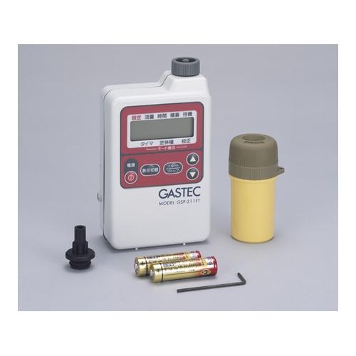 アズワン 自動ガス採取装置 GSP-311FT 防爆 1台 [1-8141-02]