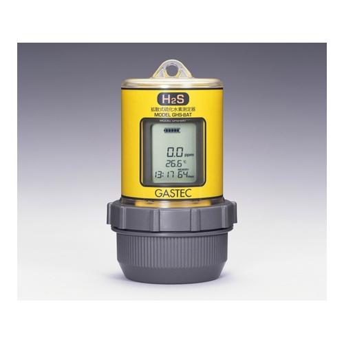 アズワン 拡散式硫化水素測定器 1台 [1-8292-02]