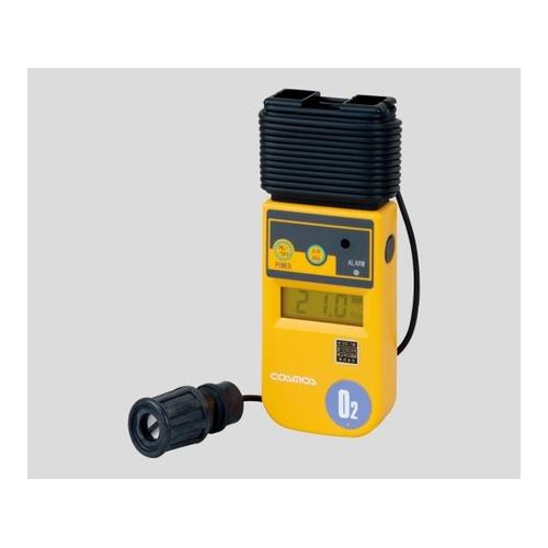 アズワン 酸素濃度計(投げ込み式) 5m(本体巻取式) XO-3262sA 1台 [1-8752-01]