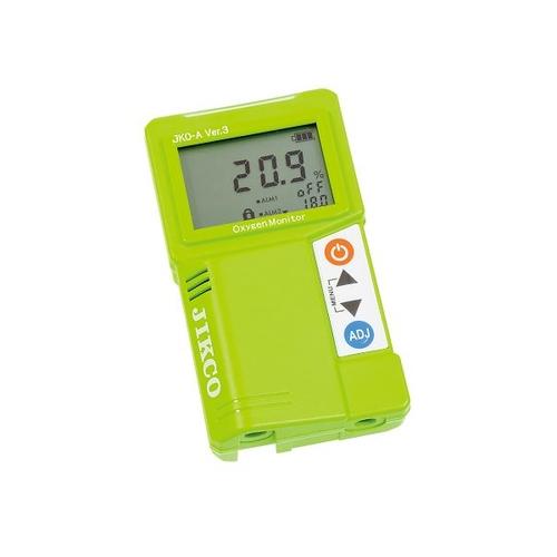 アズワン 酸素モニター(自動大気補正機能付き) 1個 [3-156-05]