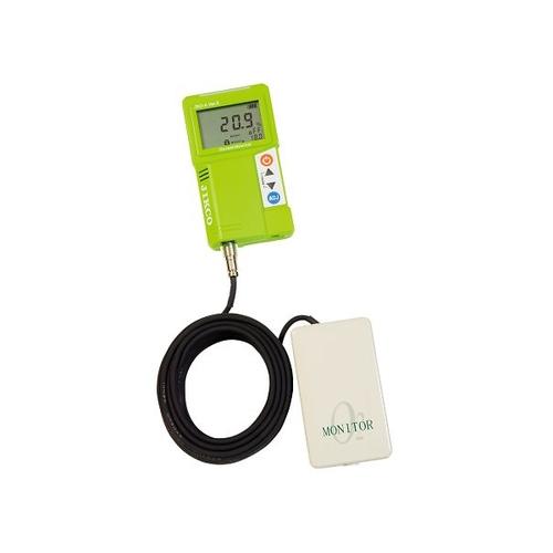 アズワン 酸素モニター(自動大気補正機能付き) 1個 [3-156-03]
