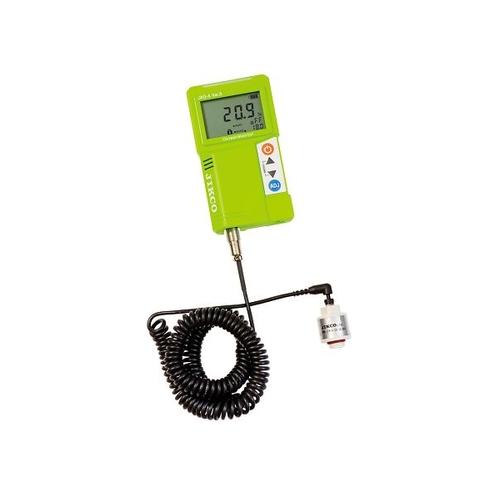 アズワン 酸素モニター(自動大気補正機能付き) 1個 [3-156-08]