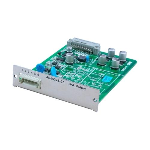 アズワン AD-4532B用D/Aアナログ電圧/電流出力(±10Vと4~20mA) 1個 [62-3147-91]