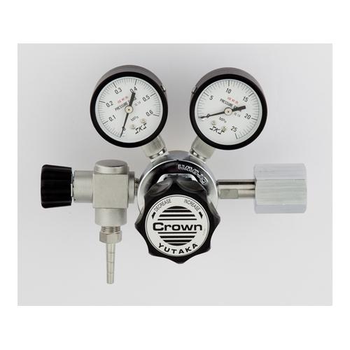 アズワン 圧力調整器(GSシリーズ)GSN145AB6-2RFH06V 1個 [1-4011-11]