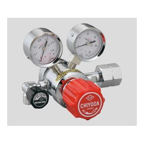 アズワン 精密圧力調整器(SRS-HS) 1個 [3-1661-08]