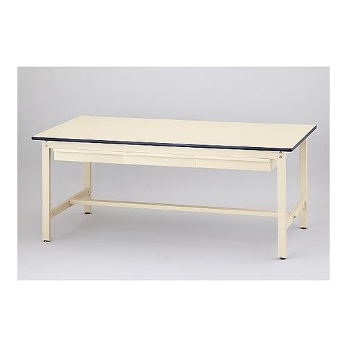 アズワン ワークテーブル(引出し3個付き) 1800×900×740mm 1個 [1-2867-13] [個人宅配送不可]