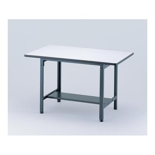 アズワン 軽量作業台(ポリ化粧天板) 900×750×740mm 1台 [2-963-02] [個人宅配送不可]