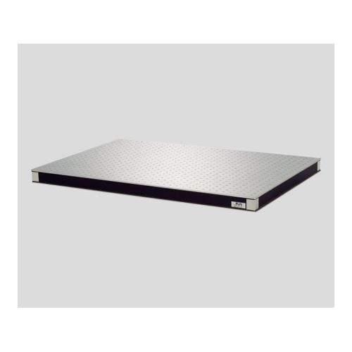 アズワン 薄型スチールハニカム光学定盤 1台 [2-399-04] [個人宅配送不可][送料別途お見積り]