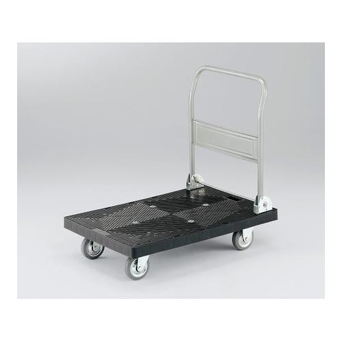 アズワン 静音樹脂台車 耐荷重300kg 900×600×880 1台 [3-6563-02]