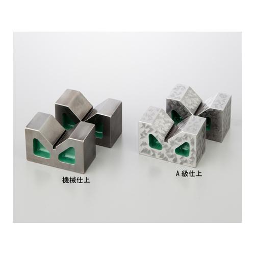 アズワン VブロックB型 50×125×80mm A級仕上(A) 1袋(2個入り) [1-3470-14]