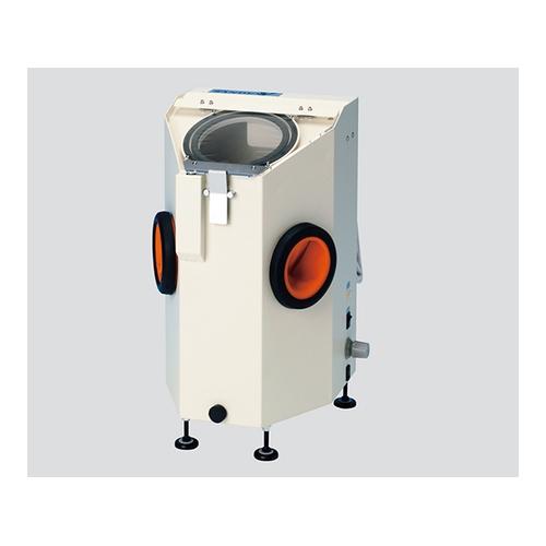 新しいブランド 1個 アズワン サンドブラスター [2-9417-03]:セミプロDIY店ファースト-DIY・工具