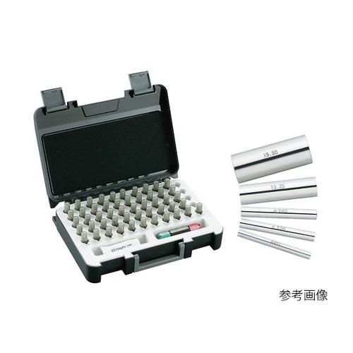 アズワン 鋼ピンゲージセット 6.000~6.500mm 1セット [3-940-12]