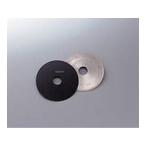 アズワン 卓上型研磨切断機 RC-120交換用砥石 1組(10枚入り) [6-5631-11]