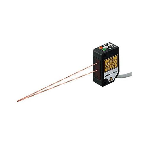 小型レーザーセンサー(アンプ内蔵) アズワン 1個 [3-760-02]