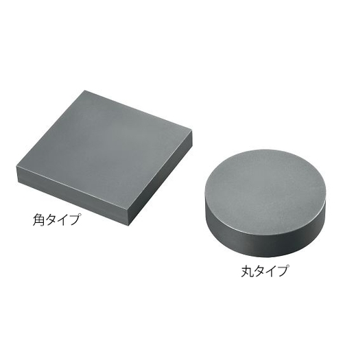 アズワン 黒鉛平板(グラファイト板 CIP材) 1個 [3-3122-39]