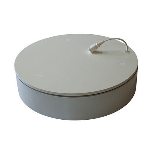 アズワン 電動駆動式ターンテーブル上部電源機能付き 1台 [3-7460-03]