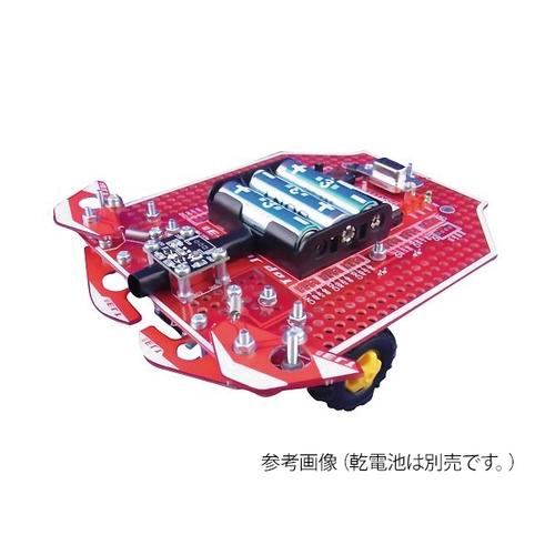 アズワン ロボット製作キット(C言語学習用) 1セット [4-186-02]