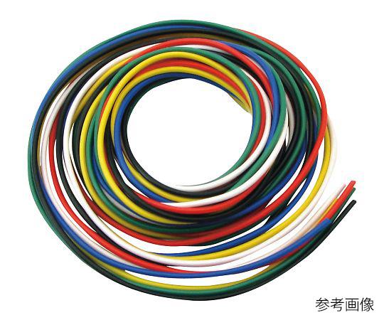 AS ONE 実験室設備 工具類 超激得SALE 工具その他 4-224-09 1セット アズワン 7色セット ビニル電線 人気