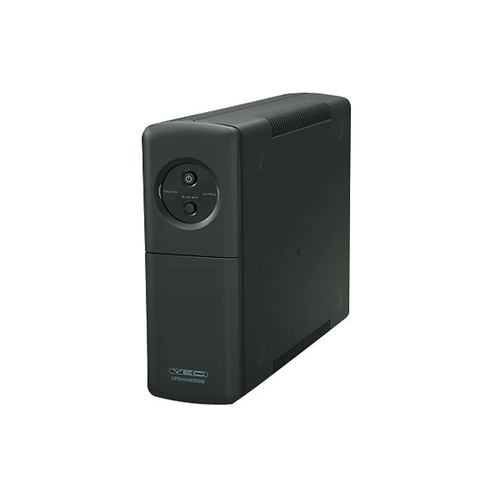 アズワン 無停電電源装置(UPS) 常時商用給電方式 1個 [4-327-01]