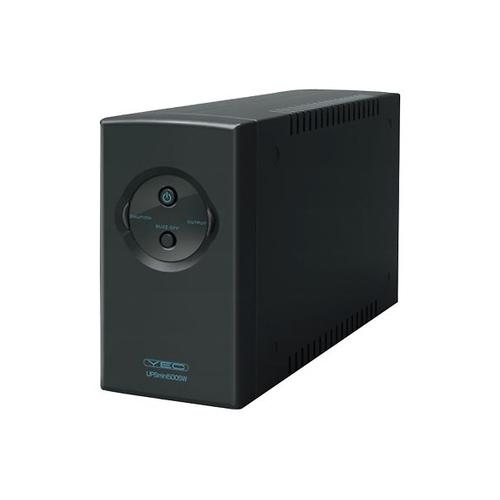 アズワン 無停電電源装置(UPS) 常時商用給電方式 1個 [4-327-02]
