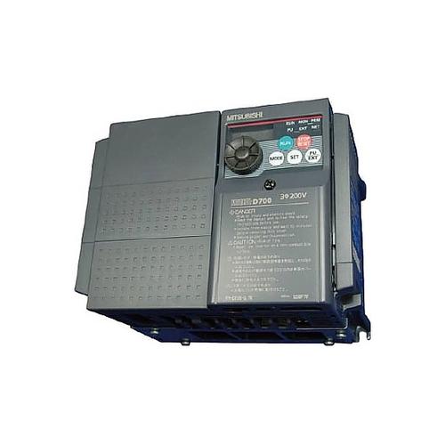 アズワン 汎用インバータ FREQROL-D700シリーズ 200~240V 16.5A 1個 [61-3561-69]