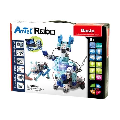 アズワン プログラミング教材(アーテックロボ) Robotist Basic 1箱 [61-6072-76]