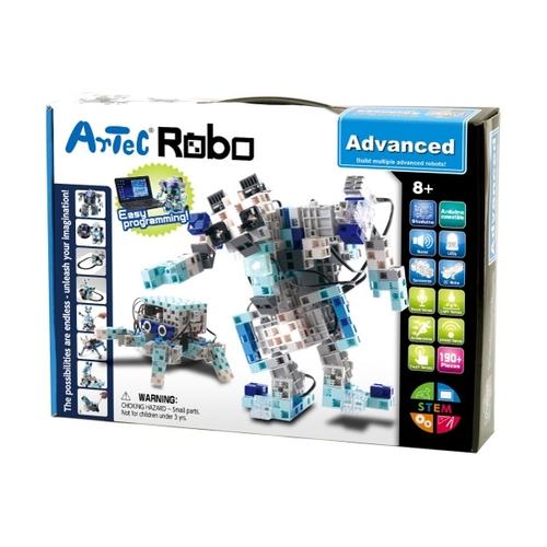 アズワン プログラミング教材(アーテックロボ) Robotist Advanced 1箱 [61-6072-77]