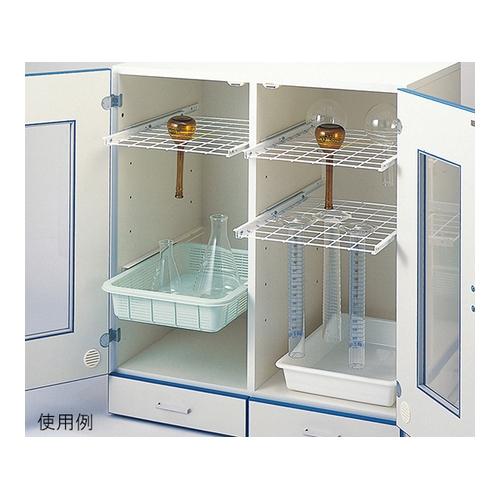 アズワン ダストアウトR(ガラス器具保管庫)用スライドメッシュ150 1枚 [3-5312-11]