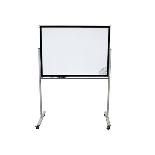 アズワン 電子黒板 白板家 1302×610×1810mm ブラック 1台 [3-8439-02] [個人宅配送不可]