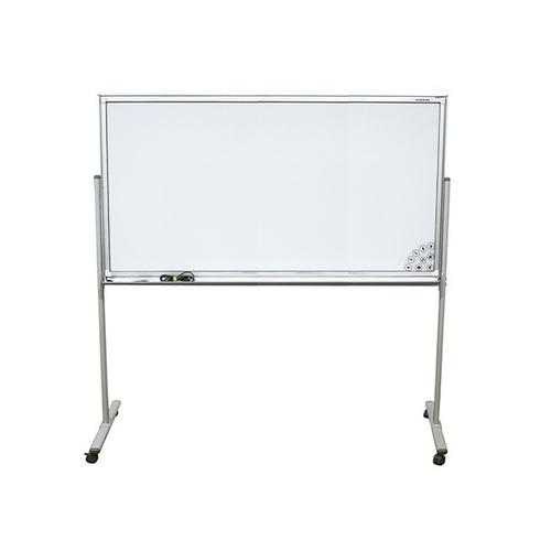 アズワン 電子黒板 白板家 1902×610×1810mm シルバー 1台 [3-8439-03] [個人宅配送不可]