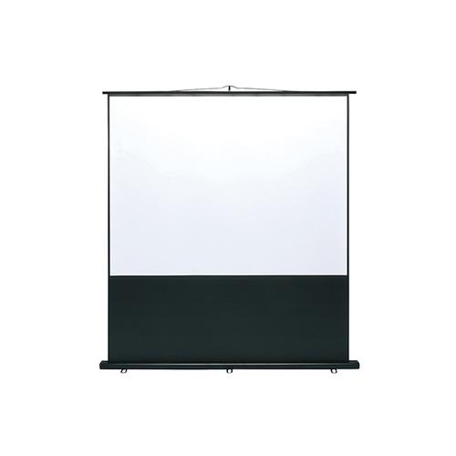 アズワン プロジェクタースクリーン 床置式 1560×1170mm 1個 [3-5917-01]